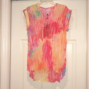Ethyl-NWT-Ladies Pullover Top-Size Small